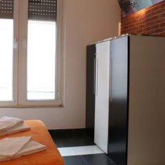 New Generation Hostel Brera Кровать в общем номере с двухъярусной кроватью фото 10
