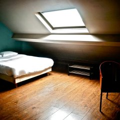 Hotel Bentley 2* Стандартный номер с двуспальной кроватью