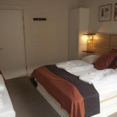 Hotel Domir Odense 2* Стандартный номер с различными типами кроватей фото 23