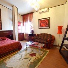 Гостиница Лагуна Спа Улучшенный номер с различными типами кроватей фото 8