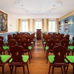 Goldener Hirsch, A Luxury Collection Hotel Зальцбург развлечения