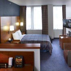 Отель Club Quarters St Pauls 4* Улучшенный номер с различными типами кроватей фото 2