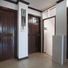 Отель Patong Buri 3* Стандартный номер с двуспальной кроватью фото 7