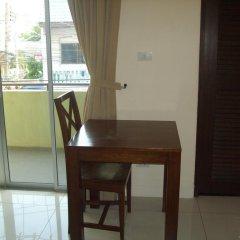 Отель Baan Kittima 2* Улучшенный номер с различными типами кроватей фото 2