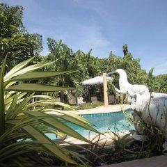Отель Baan Mae Ying бассейн