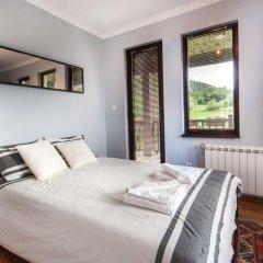 Отель Pirin Chalet Болгария, Банско - отзывы, цены и фото номеров - забронировать отель Pirin Chalet онлайн комната для гостей фото 2
