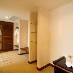 Champasak Grand Hotel 4* Улучшенный номер с различными типами кроватей фото 3