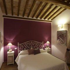 Отель La corte d'oro Италия, Сан-Джиминьяно - отзывы, цены и фото номеров - забронировать отель La corte d'oro онлайн комната для гостей фото 2