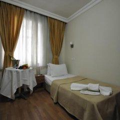 Отель Sen Palas 3* Стандартный номер с различными типами кроватей фото 8