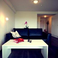 Отель Flotmyrgården Apartment Hotel Норвегия, Гаугесунн - отзывы, цены и фото номеров - забронировать отель Flotmyrgården Apartment Hotel онлайн комната для гостей фото 2