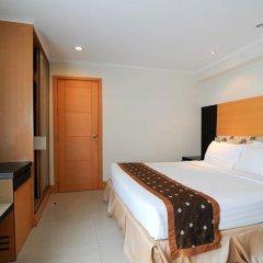 Отель Citin Pratunam Bangkok By Compass Hospitality 3* Улучшенная студия фото 17