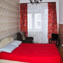 Апартаменты AHOSTEL Стандартный номер с двуспальной кроватью фото 11