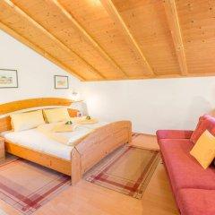 Отель Residence Weisskugel Langtaufers Südtirol Горнолыжный курорт Ортлер комната для гостей фото 4