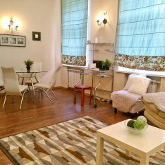 Гостиница Welcome Home Apt Malaya Sadovaya 3 интерьер отеля
