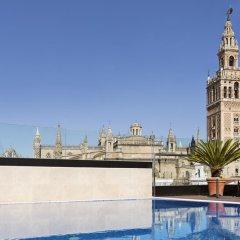 Hotel Casa 1800 Sevilla бассейн