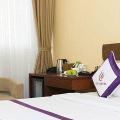 TTC Hotel Deluxe Saigon 3* Номер Делюкс с различными типами кроватей фото 4