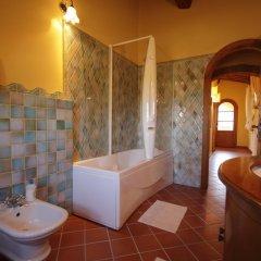 Отель Villa Poggio al Vento Италия, Гуардисталло - отзывы, цены и фото номеров - забронировать отель Villa Poggio al Vento онлайн ванная