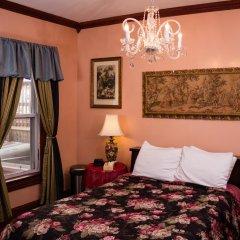 Отель Ledroit Park Renaissance Bed and Breakfast 3* Стандартный номер с различными типами кроватей фото 2