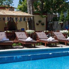 Отель Villa Mystique бассейн