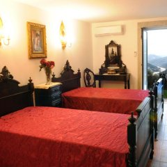 Отель Quinta D´Além D´oiro Португалия, Ламего - отзывы, цены и фото номеров - забронировать отель Quinta D´Além D´oiro онлайн комната для гостей фото 2