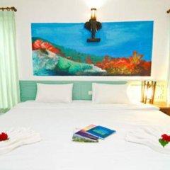 Отель Lanta Palace Resort And Beach Club 3* Бунгало с различными типами кроватей фото 11