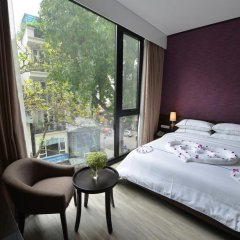 Hanoi Emerald Waters Hotel Trendy 3* Номер Делюкс с различными типами кроватей фото 26