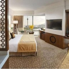 Отель Mandarin Oriental, Macau 5* Номер Делюкс с разными типами кроватей фото 3