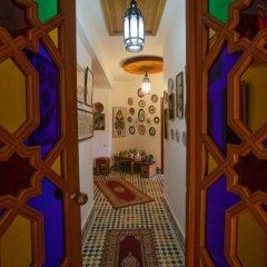 Отель Riad Alhambra 4* Стандартный номер с различными типами кроватей фото 9