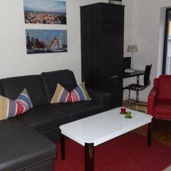 Отель Backbord Und Steuerbord комната для гостей фото 3