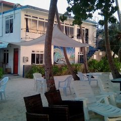 Отель Batuta Maldives Surf View Guest House Мальдивы, Северный атолл Мале - отзывы, цены и фото номеров - забронировать отель Batuta Maldives Surf View Guest House онлайн фото 8
