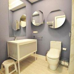 Отель Gros Miro Испания, Сан-Себастьян - отзывы, цены и фото номеров - забронировать отель Gros Miro онлайн ванная