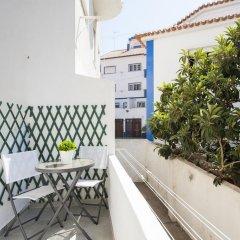 Отель Feels Like Home Ericeira Center Terrace балкон