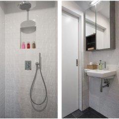 Отель House of Arts Нидерланды, Амстердам - отзывы, цены и фото номеров - забронировать отель House of Arts онлайн ванная фото 2