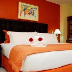Отель Aparthotel Guijarros 3* Представительский номер с различными типами кроватей фото 7