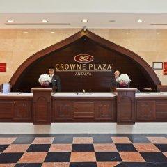 Crowne Plaza Hotel Antalya интерьер отеля фото 2