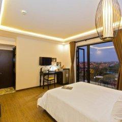 Отель Riverside Impression Homestay Villa 3* Стандартный номер с различными типами кроватей фото 4