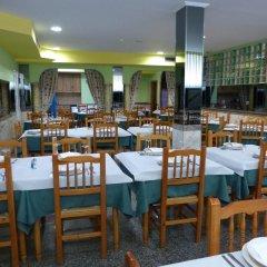 Hotel Restaurante El Ancla Понферрада питание