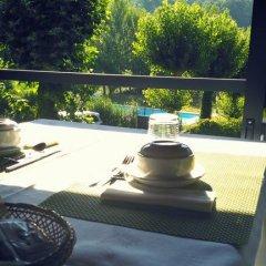 Отель Agroturismo Quinta De Travancela Португалия, Амаранте - отзывы, цены и фото номеров - забронировать отель Agroturismo Quinta De Travancela онлайн балкон