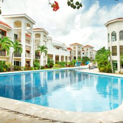 Отель Paseo Del Sol Плая-дель-Кармен бассейн