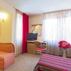 Отель Дафи 3* Студия с различными типами кроватей фото 4