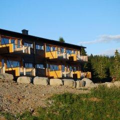 Отель Nordseter Fjellpark, Sentrum пляж