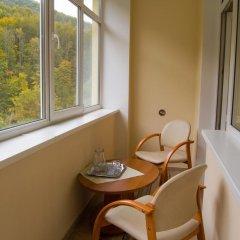 Гостиница Motel Natali Украина, Поляна - отзывы, цены и фото номеров - забронировать гостиницу Motel Natali онлайн ванная