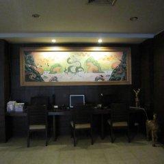 Sarita Chalet & Spa Hotel интерьер отеля фото 3