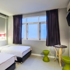 Отель @Hua Lamphong 2* Стандартный номер с 2 отдельными кроватями фото 2