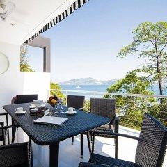 Отель Seductive Sunset Villa Patong A5 Патонг балкон