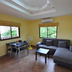 Отель Phratamnak Inn Таиланд, Паттайя - отзывы, цены и фото номеров - забронировать отель Phratamnak Inn онлайн комната для гостей фото 5