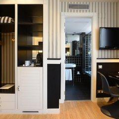 Hotel EuroPark 3* Стандартный номер с двуспальной кроватью фото 15