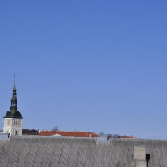 Апартаменты Reval Premium Apartment Таллин пляж