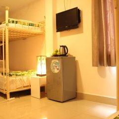 Legend Saigon Hotel Кровать в общем номере с двухъярусной кроватью фото 4