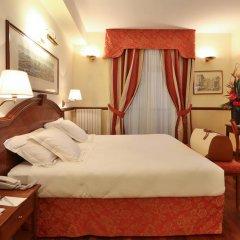 Отель Worldhotel Cristoforo Colombo 4* Стандартный номер с различными типами кроватей фото 4